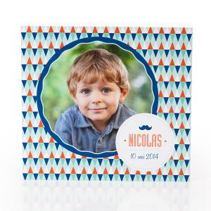 Fotokaart snorremans