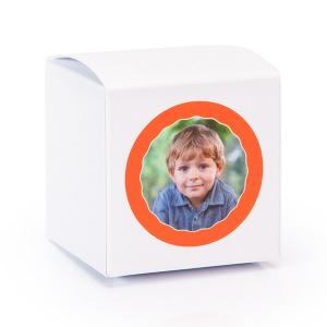 Sticker rond 40mm snorremans