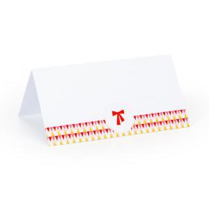 Tafelkaartje strikkemie