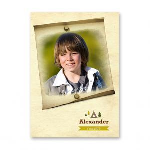 Poster A3 avontuur