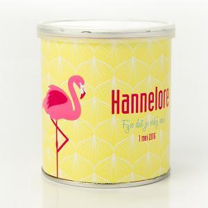 Wikkel Pringles flamingo