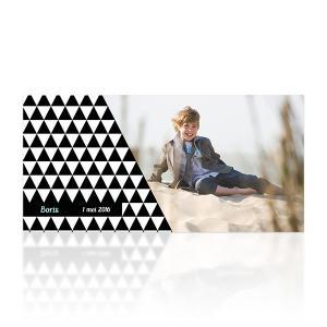 Fotokaart zwart wit 1