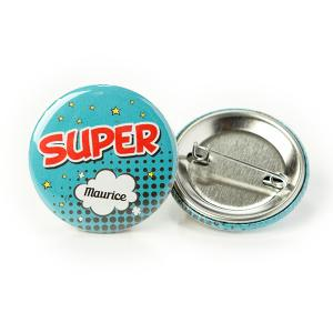 Speld 38mm cartoon