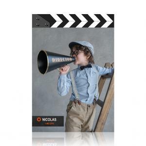 Poster A3 filmklapper