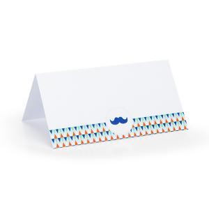 Tafelkaartje snorremans