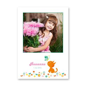 Poster A3 lente