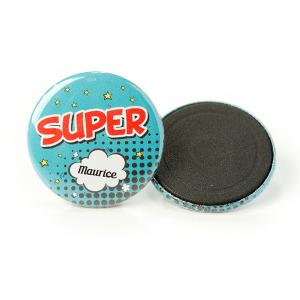 Magneet 38mm cartoon